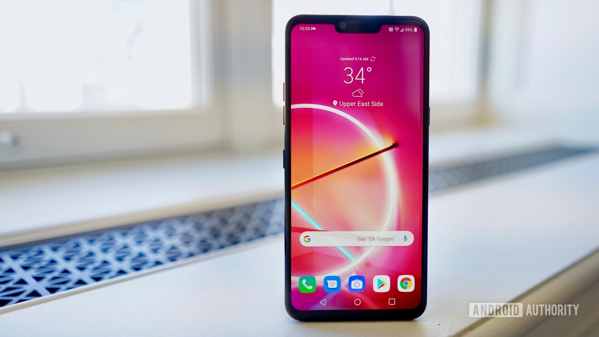 Here's how to factory reset your LG G8 ThinQ