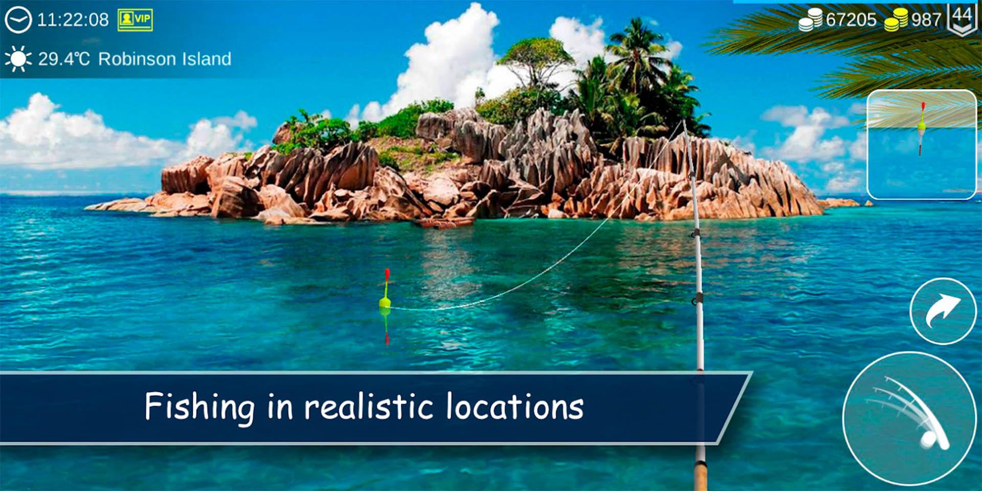 My Fishing World screenshot