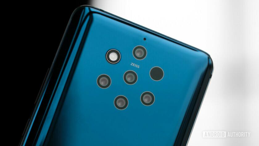 Nokia 9 zeiss cameras
