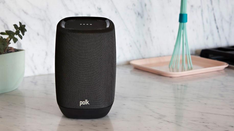 Polk Assist Google Assistant speaker