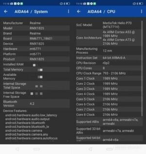 Realme 3 RMX1825 India version
