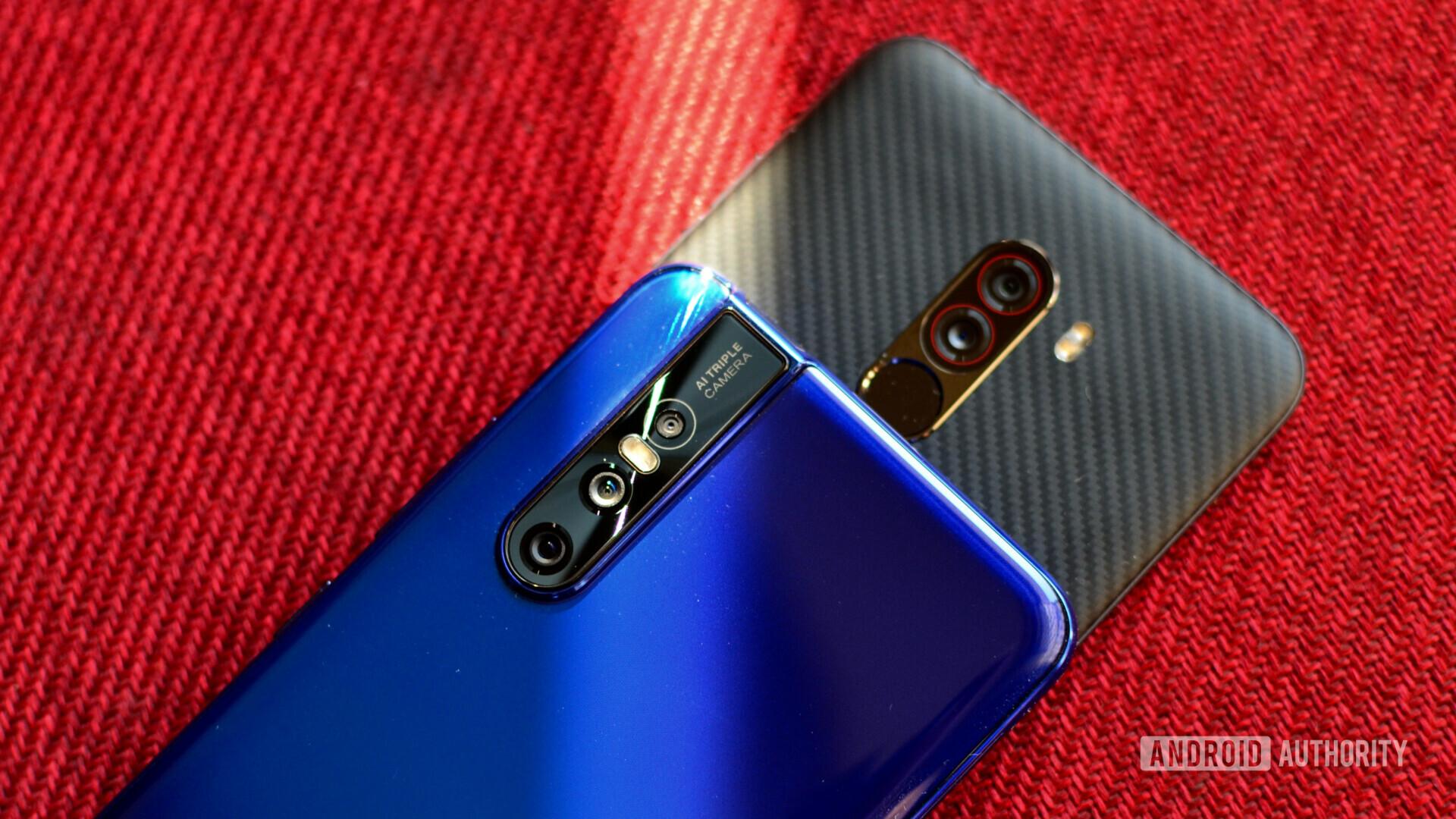 Vivo V15 Pro vs Pocophone F1: Beauty or the beast - Android Authority