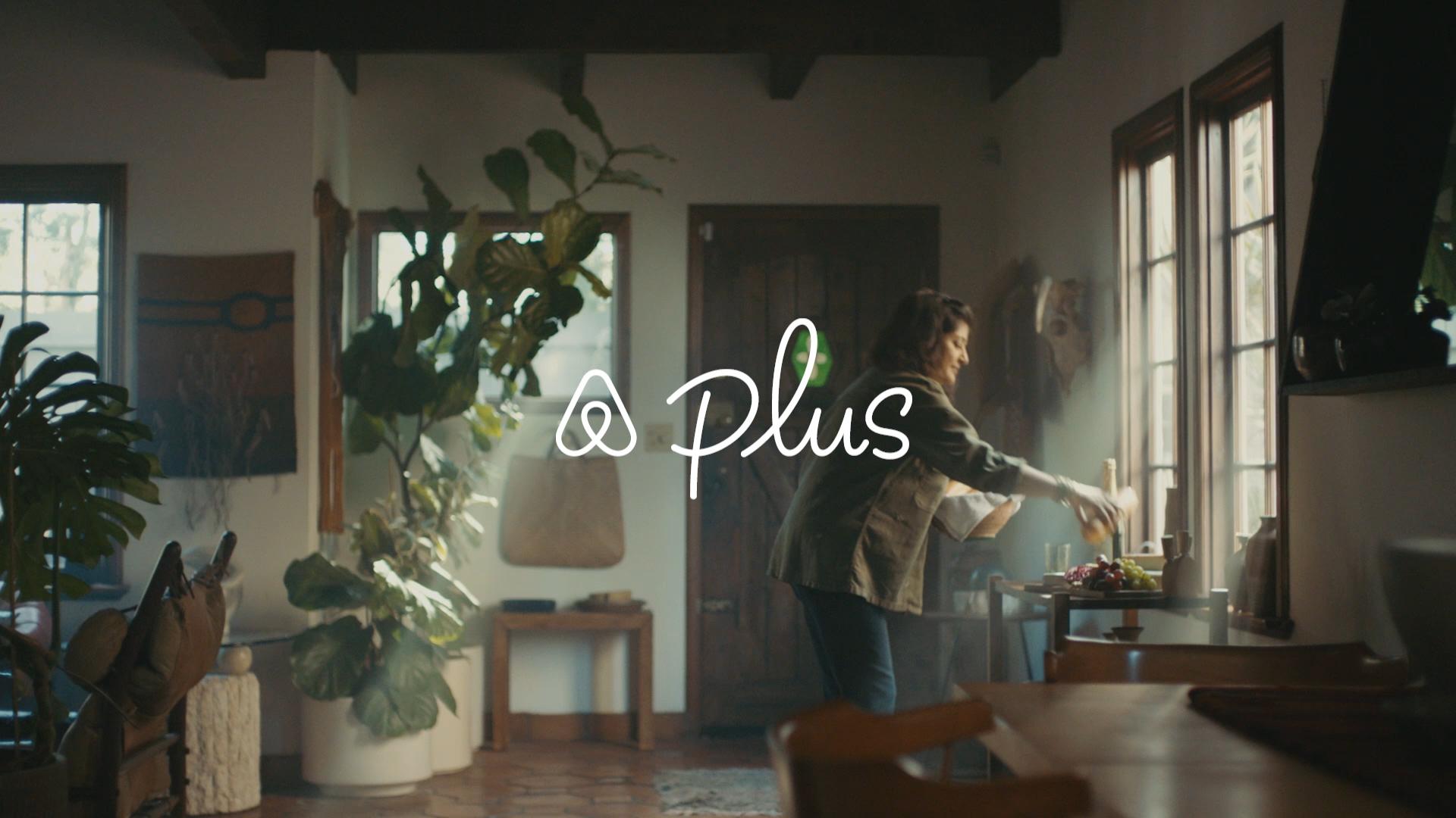 Airbnb Plus.