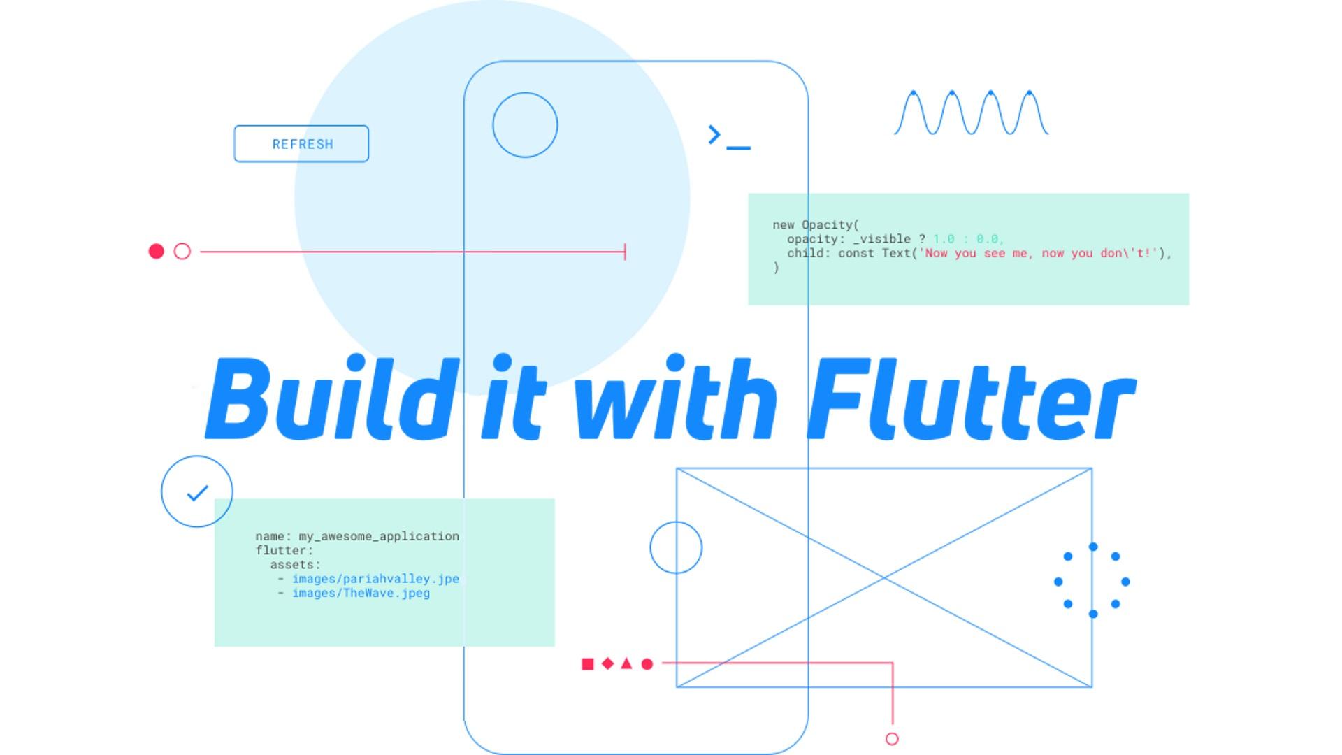 Flutter listener example