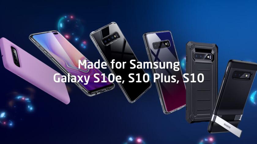 ESR Samsung Galaxy S10 Cases
