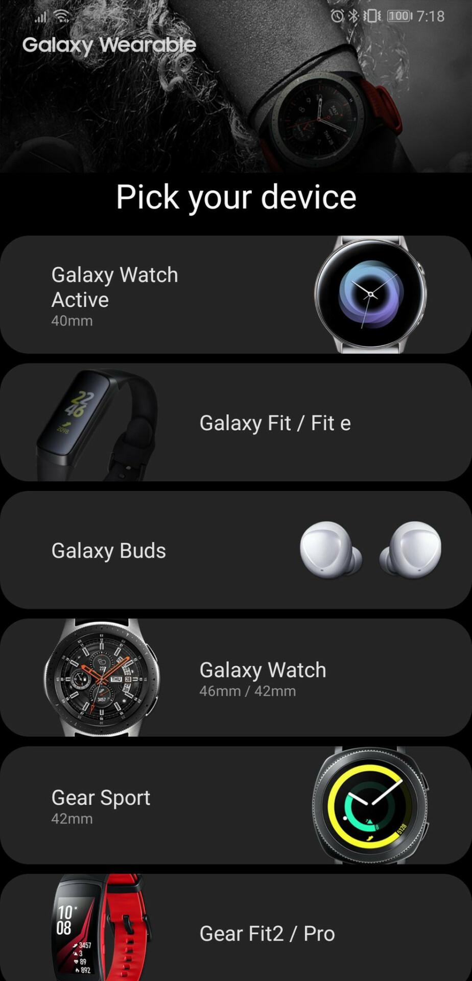 Galaxy Wearable