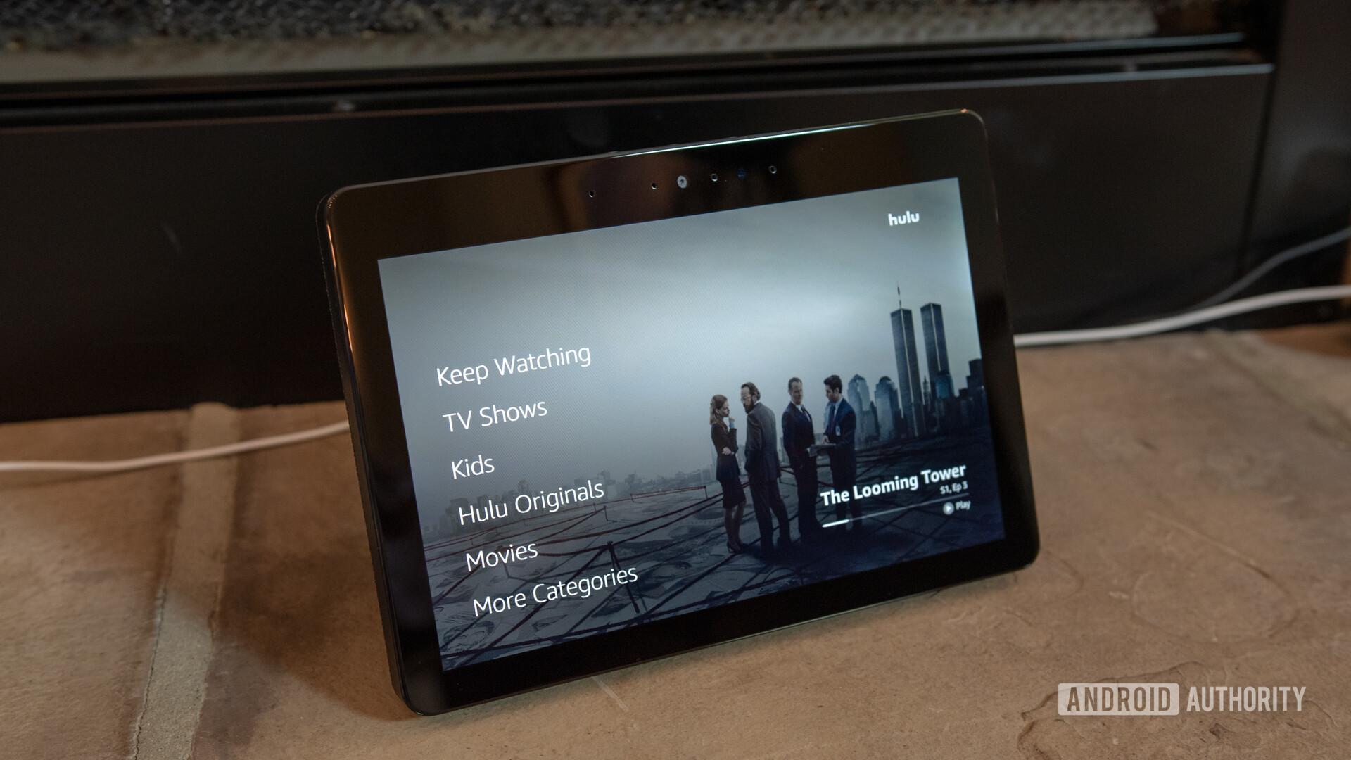 Amazon Echo Show 2 - Alexa commands