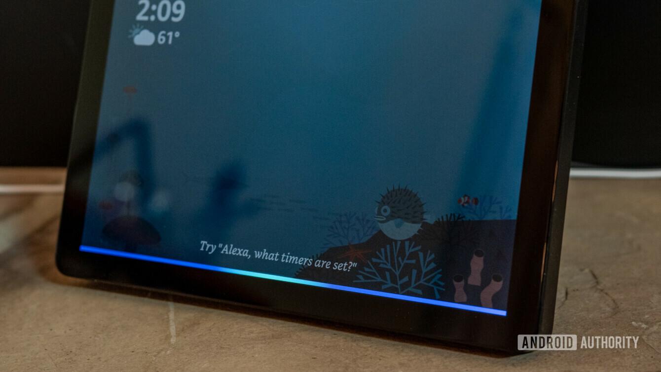Amazon Echo Show 2 Alexa commands
