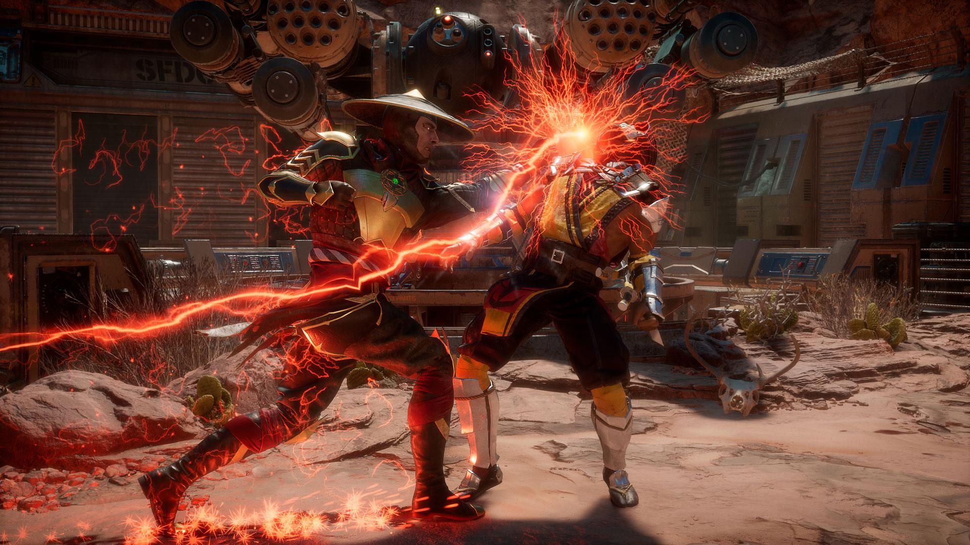 Esports games - Mortal Kombat 11