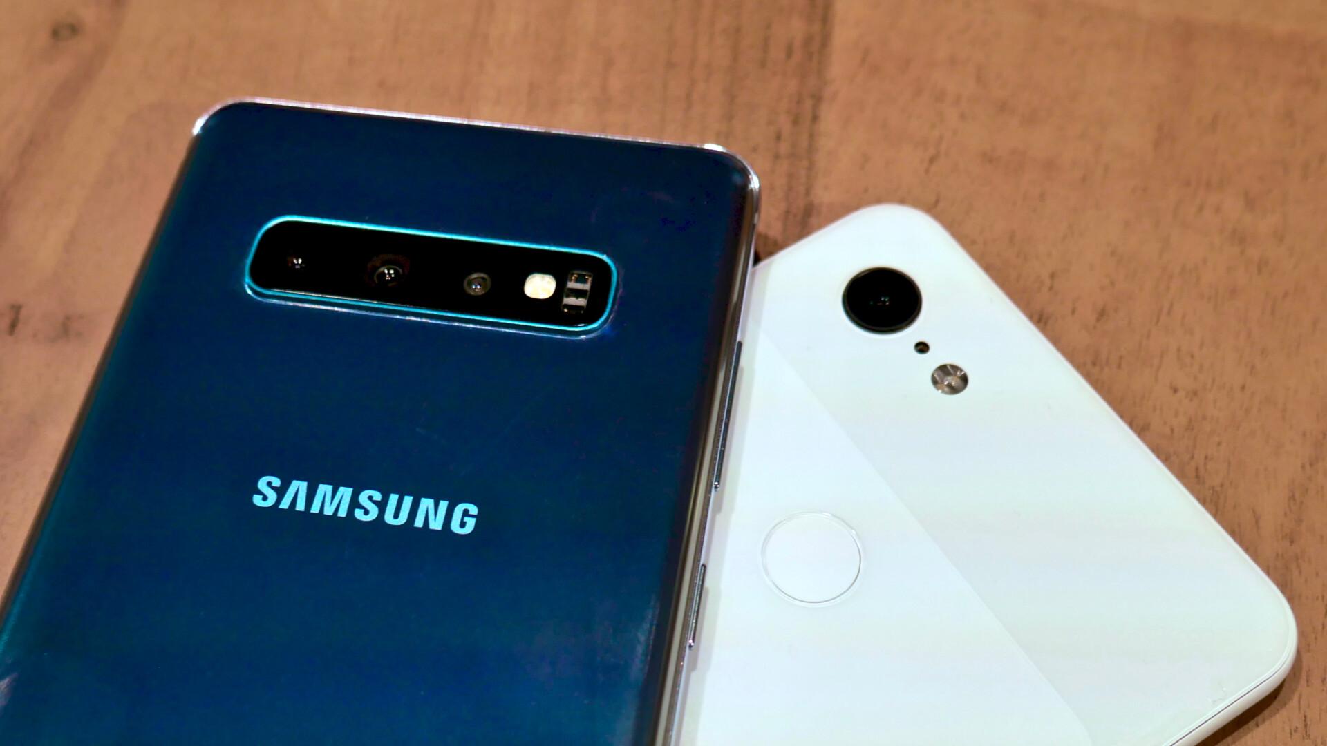 Galaxy S10 Plus vs Pixel 3 XL: Battle for Android's soul