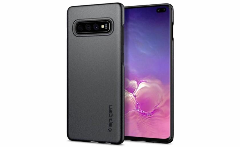 Spigen Thin Air Samsung Galaxy S10 Plus case