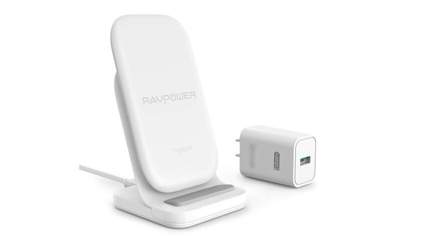 RAVpower wireless charging stand