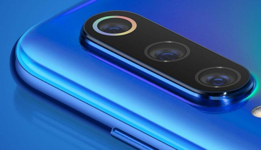 The Xiaomi Mi 9.