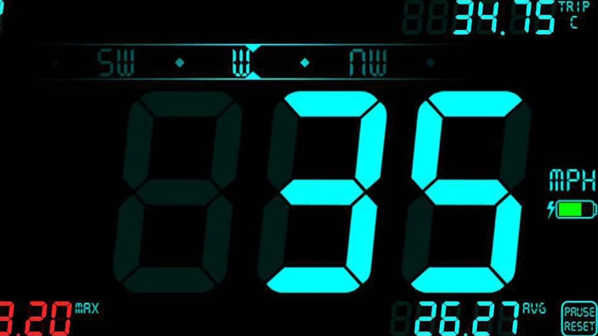 DigiHUD Speedometer screenshot 2020