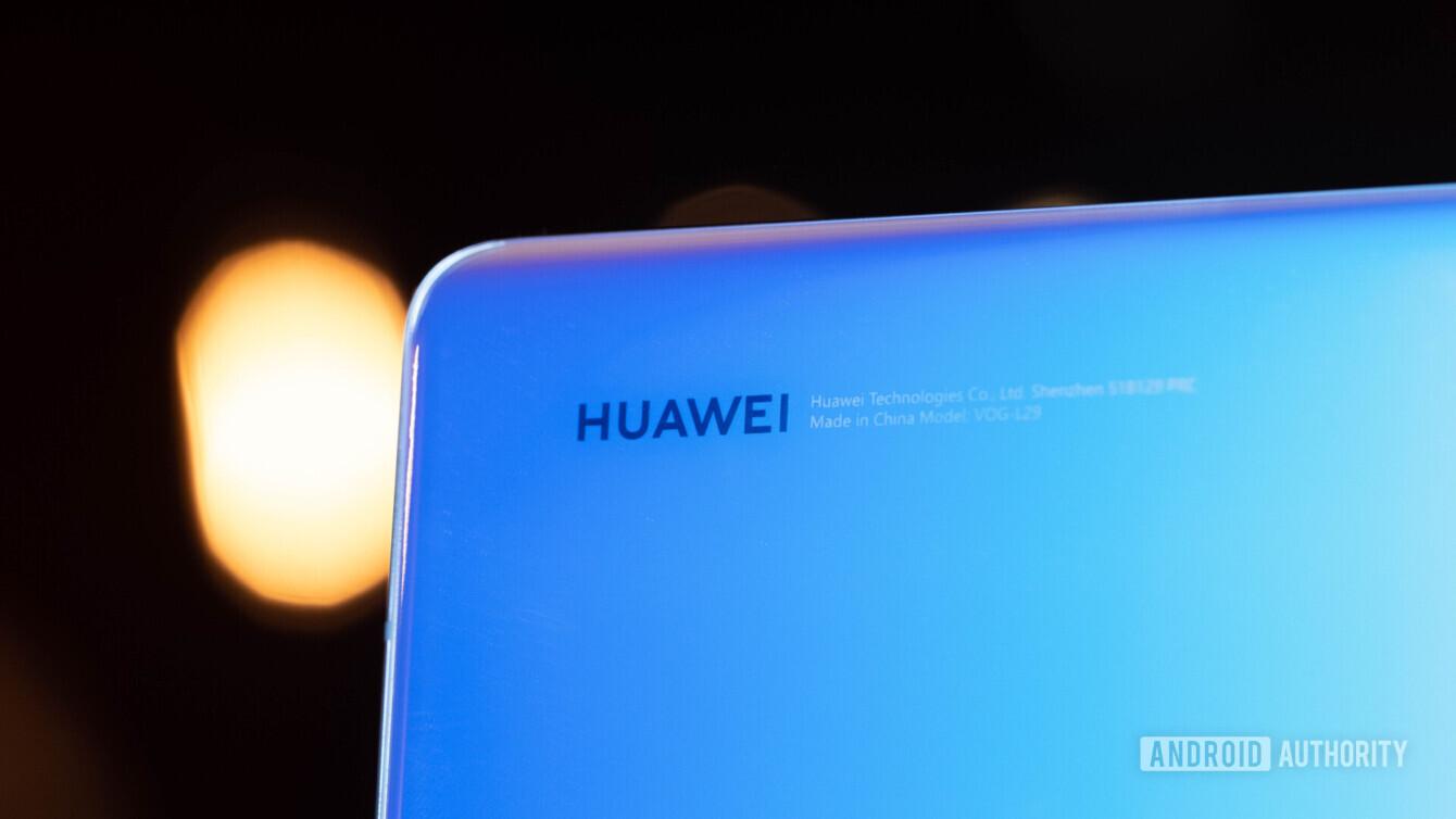 Huawei P30 Pro logo (52 of 60)