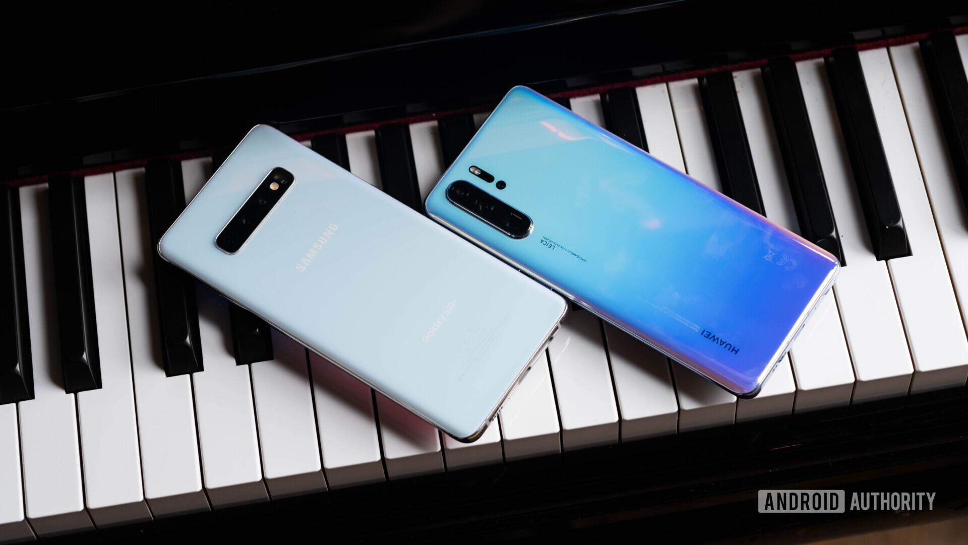 Huawei P30 Pro vs Samsung Galaxy S10 Plus back (20 of 60)