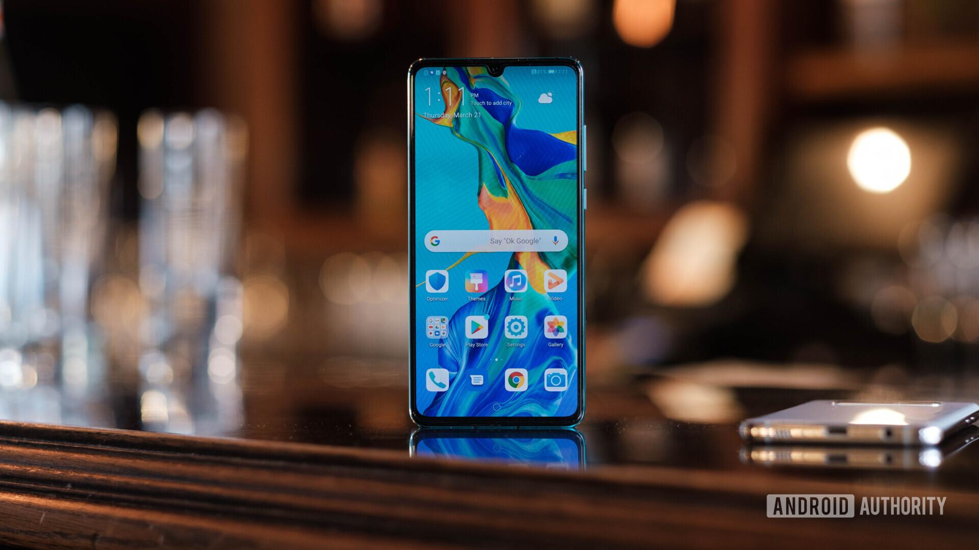 Huawei P30 screen (3 of 60)
