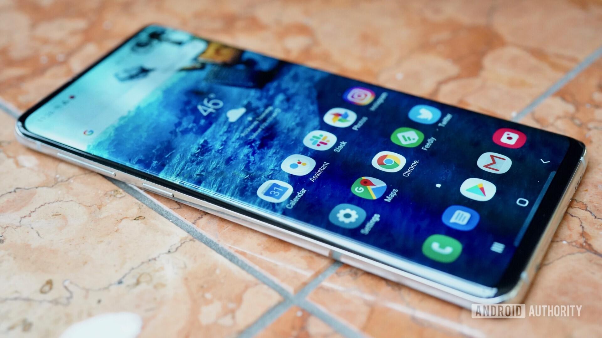 Samsung Galaxy S10 and Galaxy s10e deal