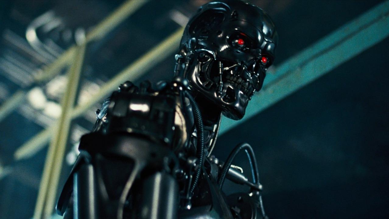 The Terminator cyborg - best sci-fi movies on Netflix