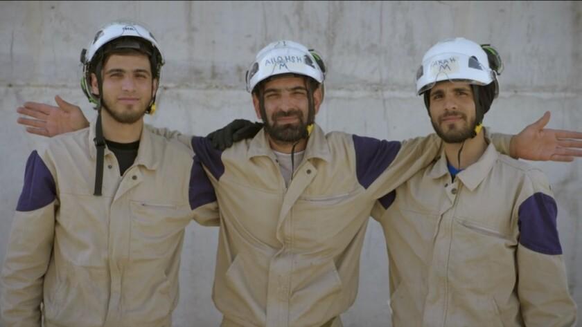 best documentaries on netflix White Helmets