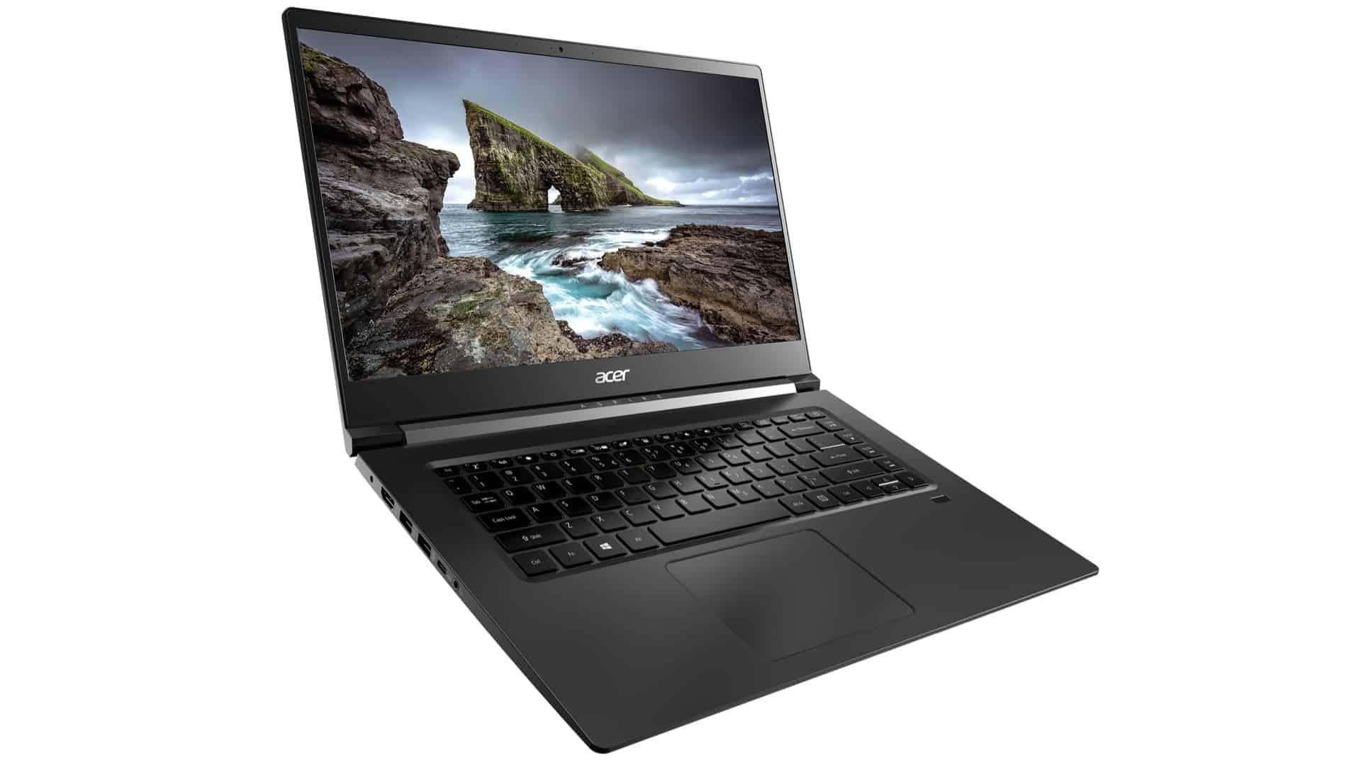 Axer Aspire 7 consumer laptop