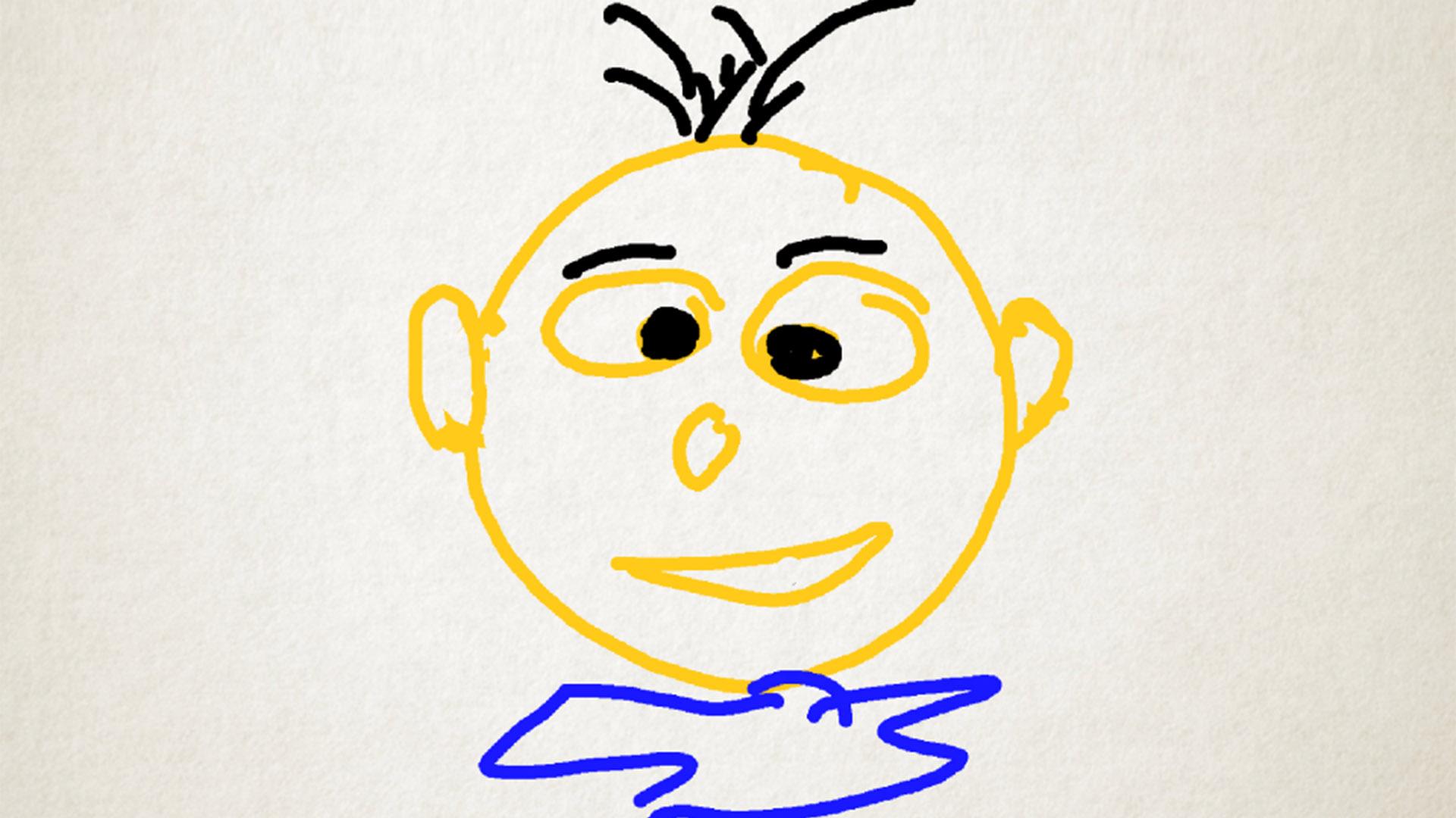 Baby Doodle screenshot
