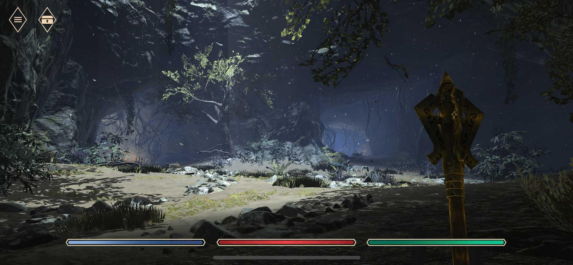 Elder Scrolls Blades graphics
