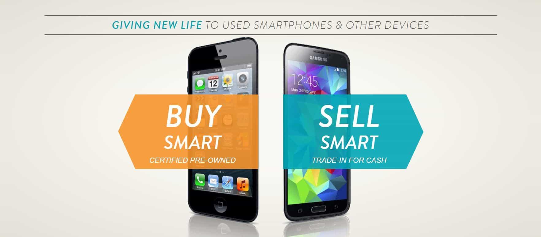 Selling phones on Gazelle
