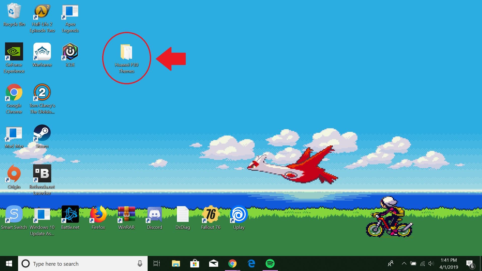 how to change huawei honor themes screenshots windows 10