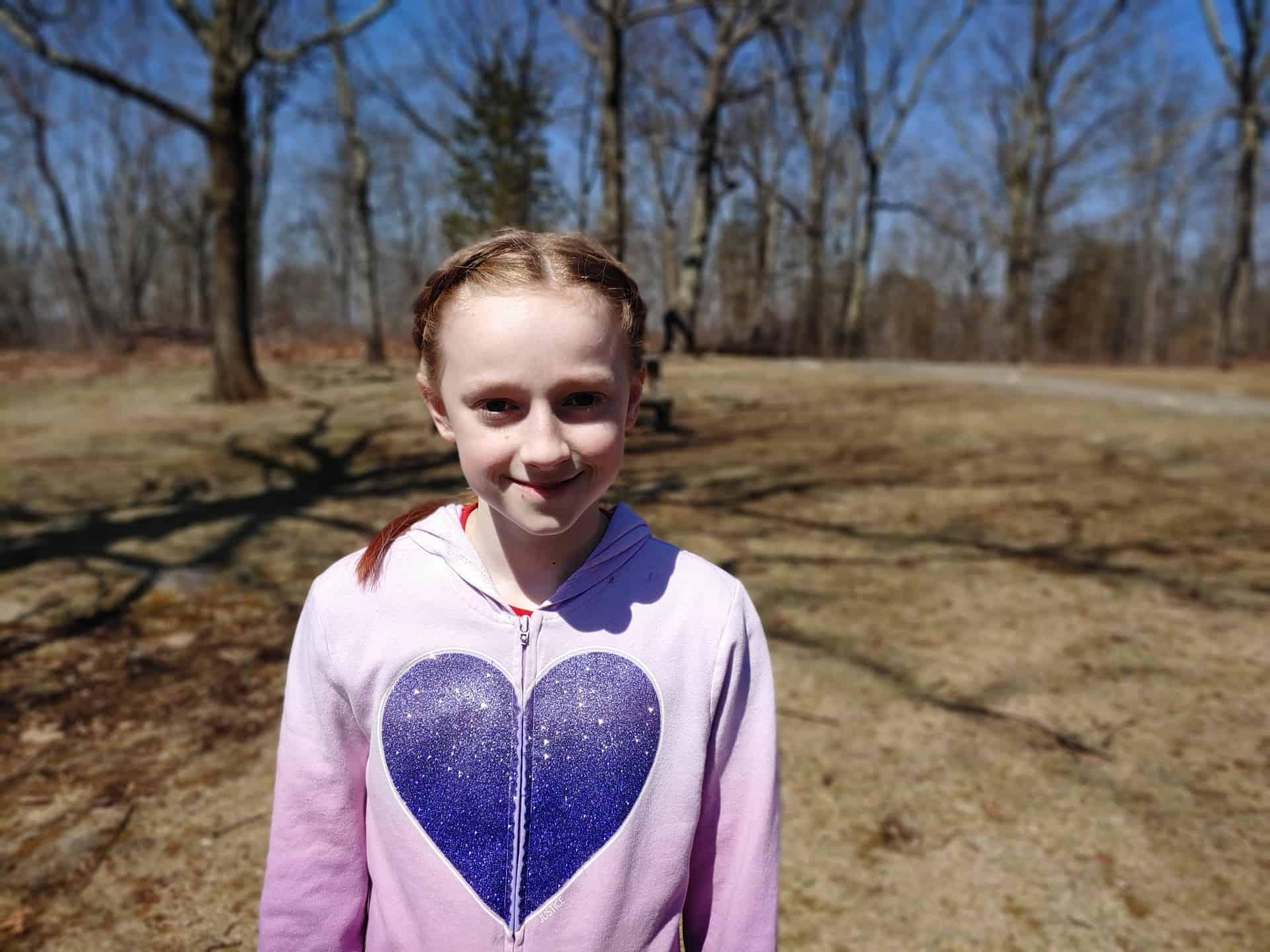 LG G8 ThinQ Review Photo Sample portrait