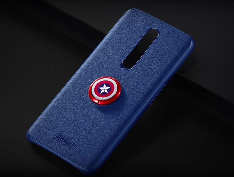 OPPO F11 Pro Marvel Avengers Case
