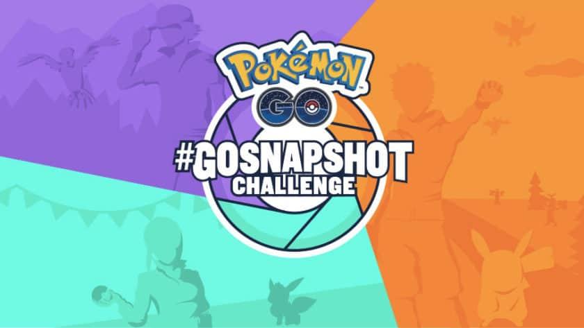 Pokemon Go's snapshot challenge rewards Pokemon-Go-snapshot-