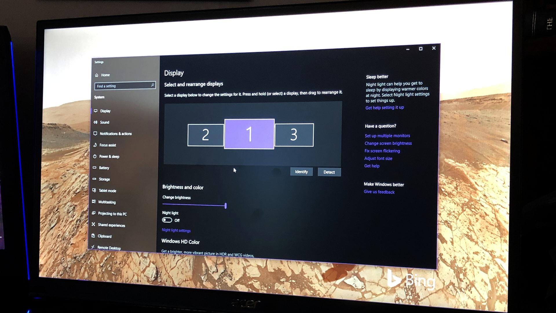 Windows 10 Change Resolution