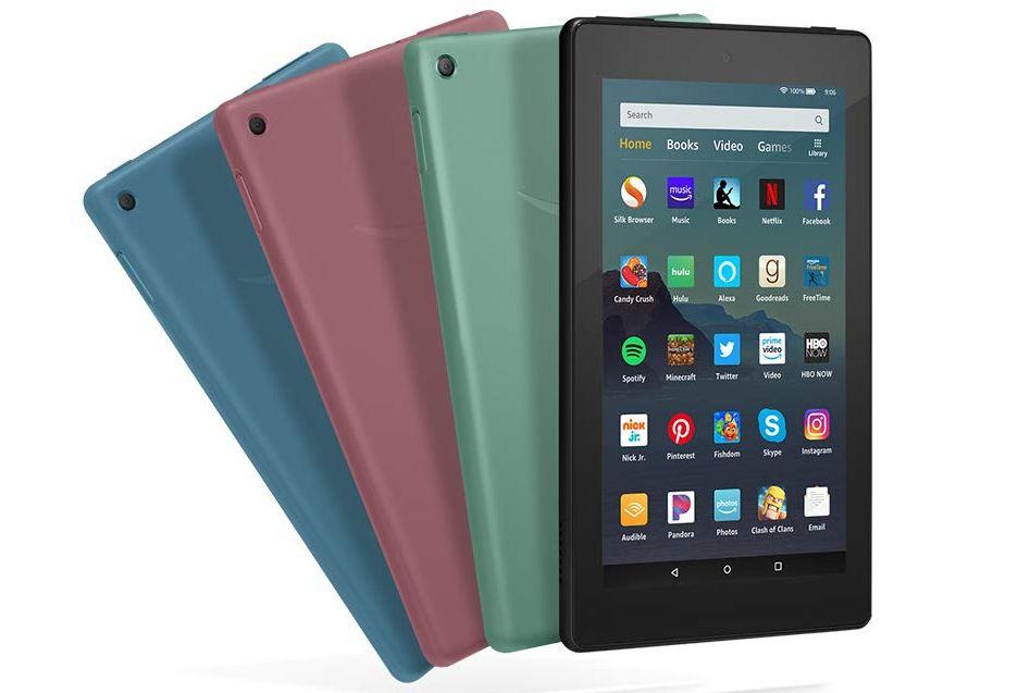 Best tablets - Amazon Fire 7
