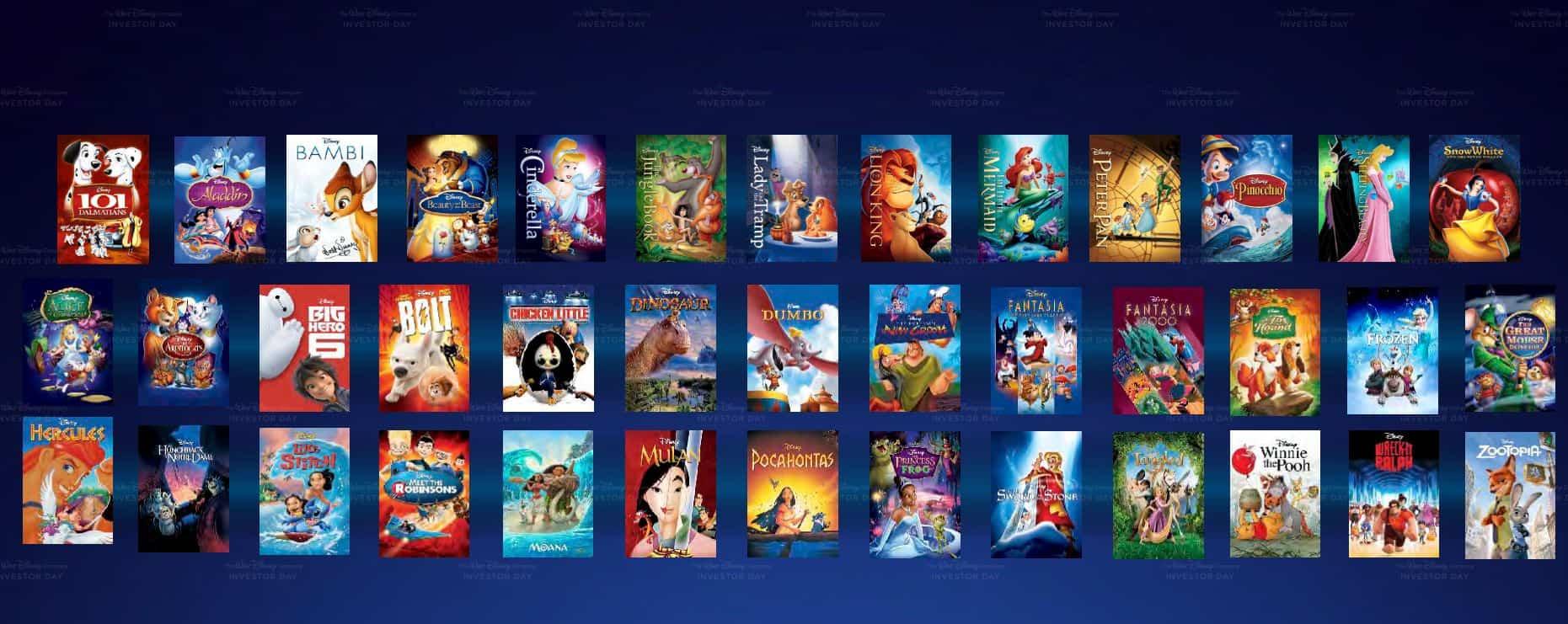 Disney Plus - Animation