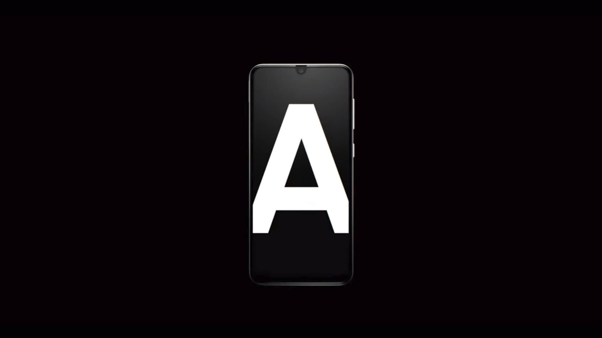 Black Wallpaper Samsung A10