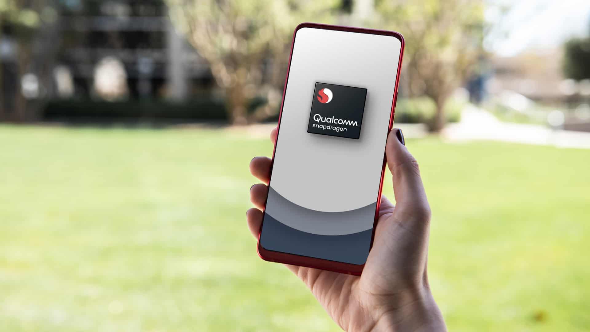 A Snapdragon 730 reference design.
