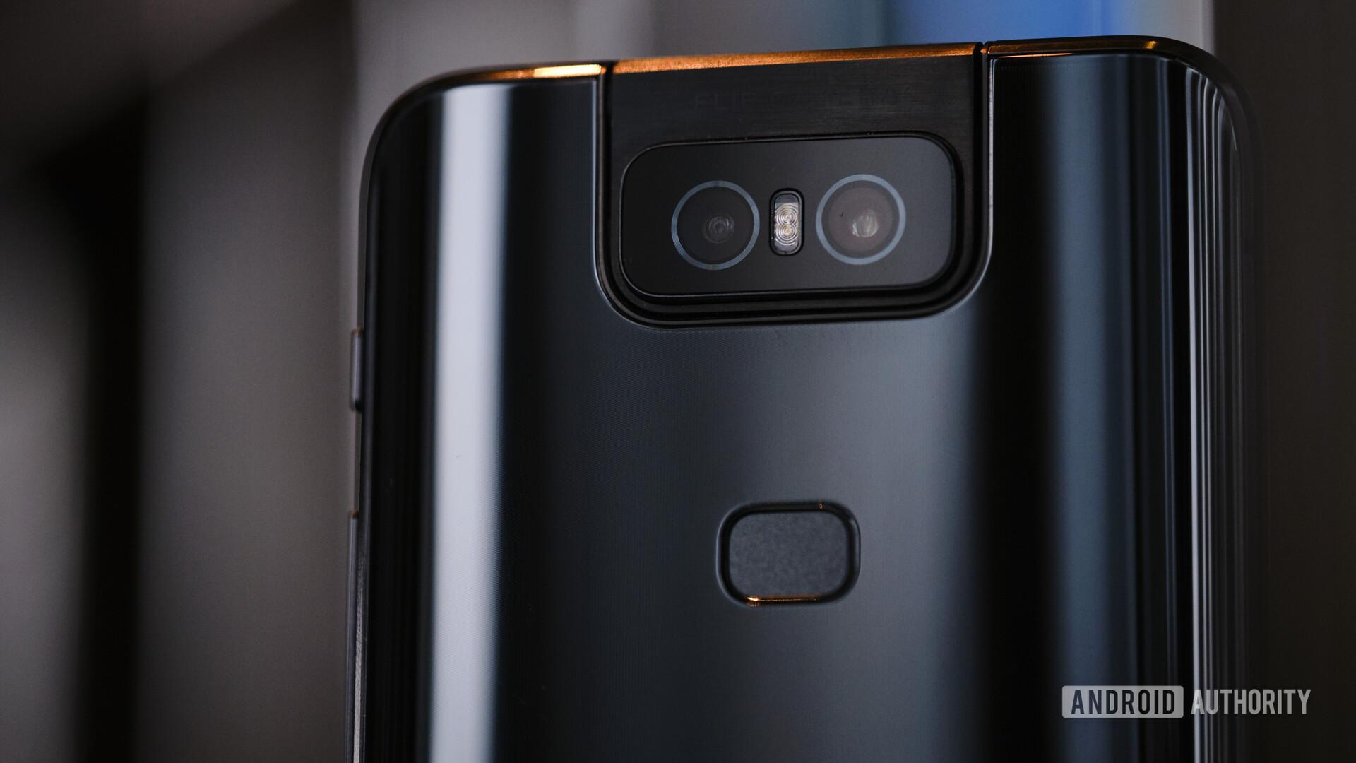 Asus Zenfone 6 camera module macro