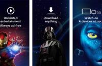 Disney Plus screenshot 2020