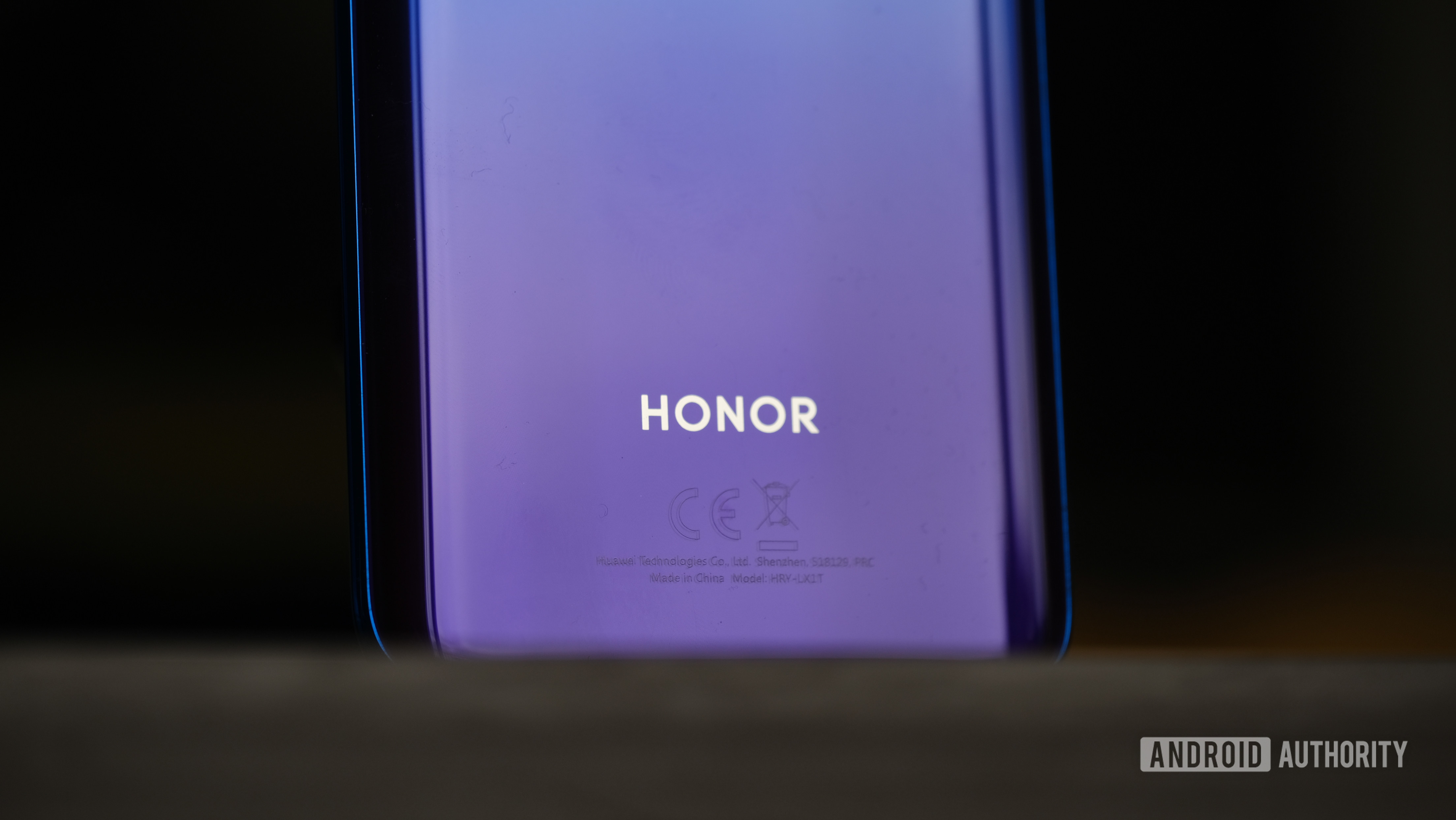 Picture of the Honor 20 Lite 2