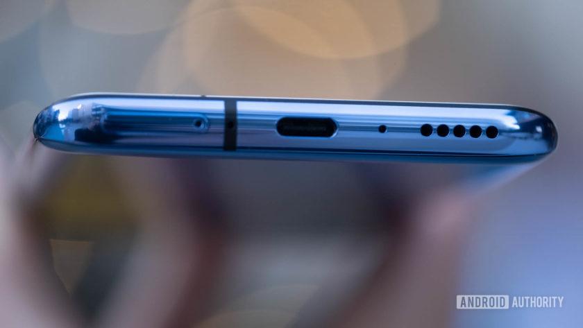 OnePlus 7 Pro ports