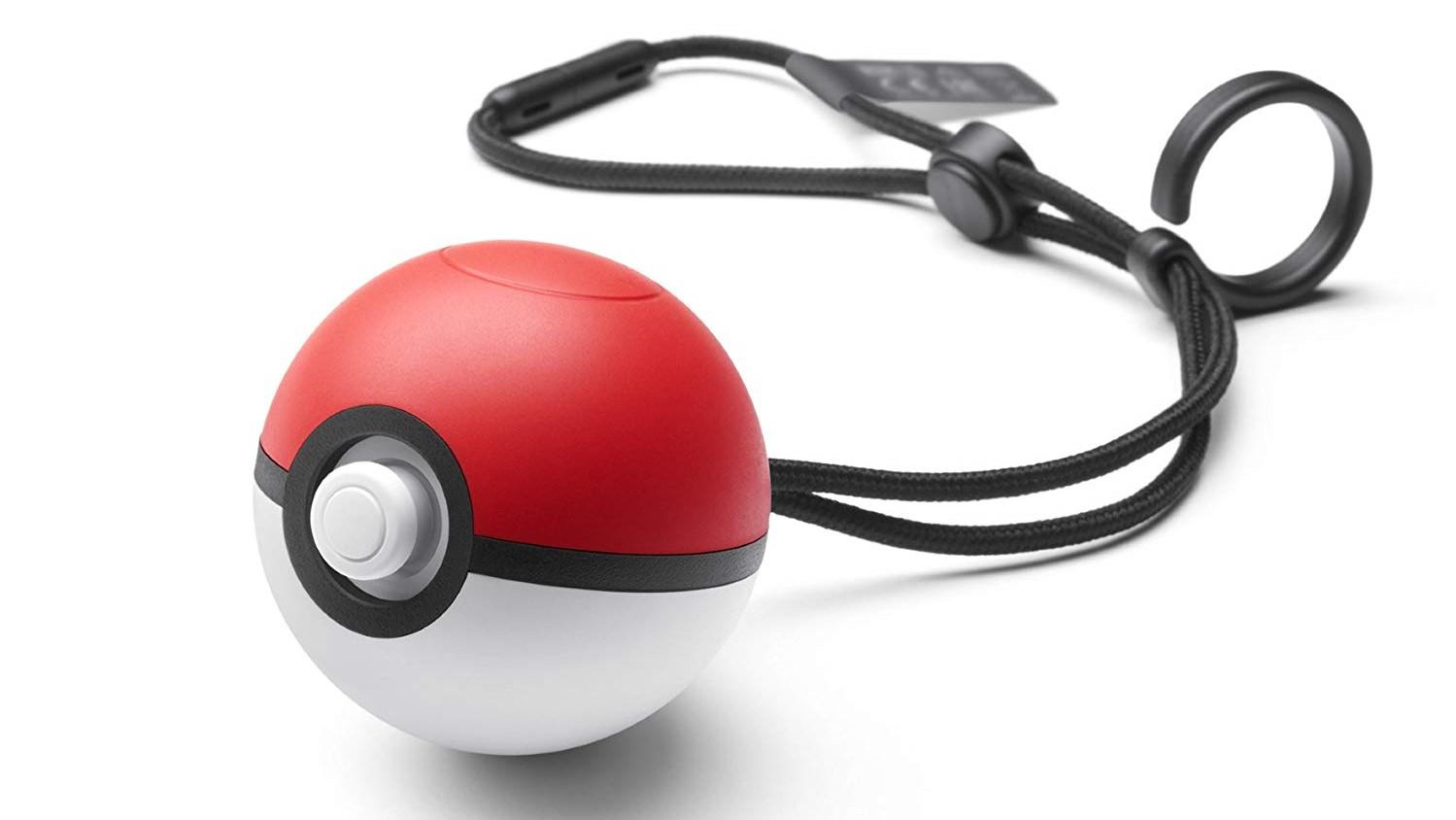 Poke Ball Plus Pokemon Go