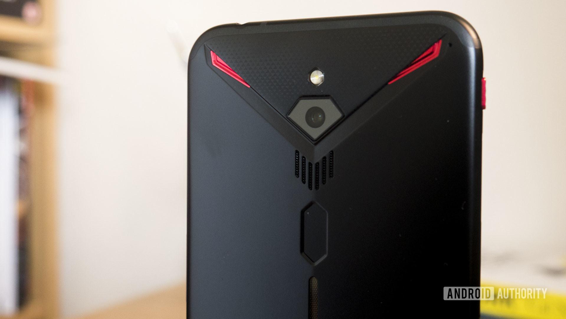 Red Magic 3 Camera