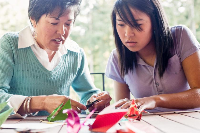airbnb experiences origami