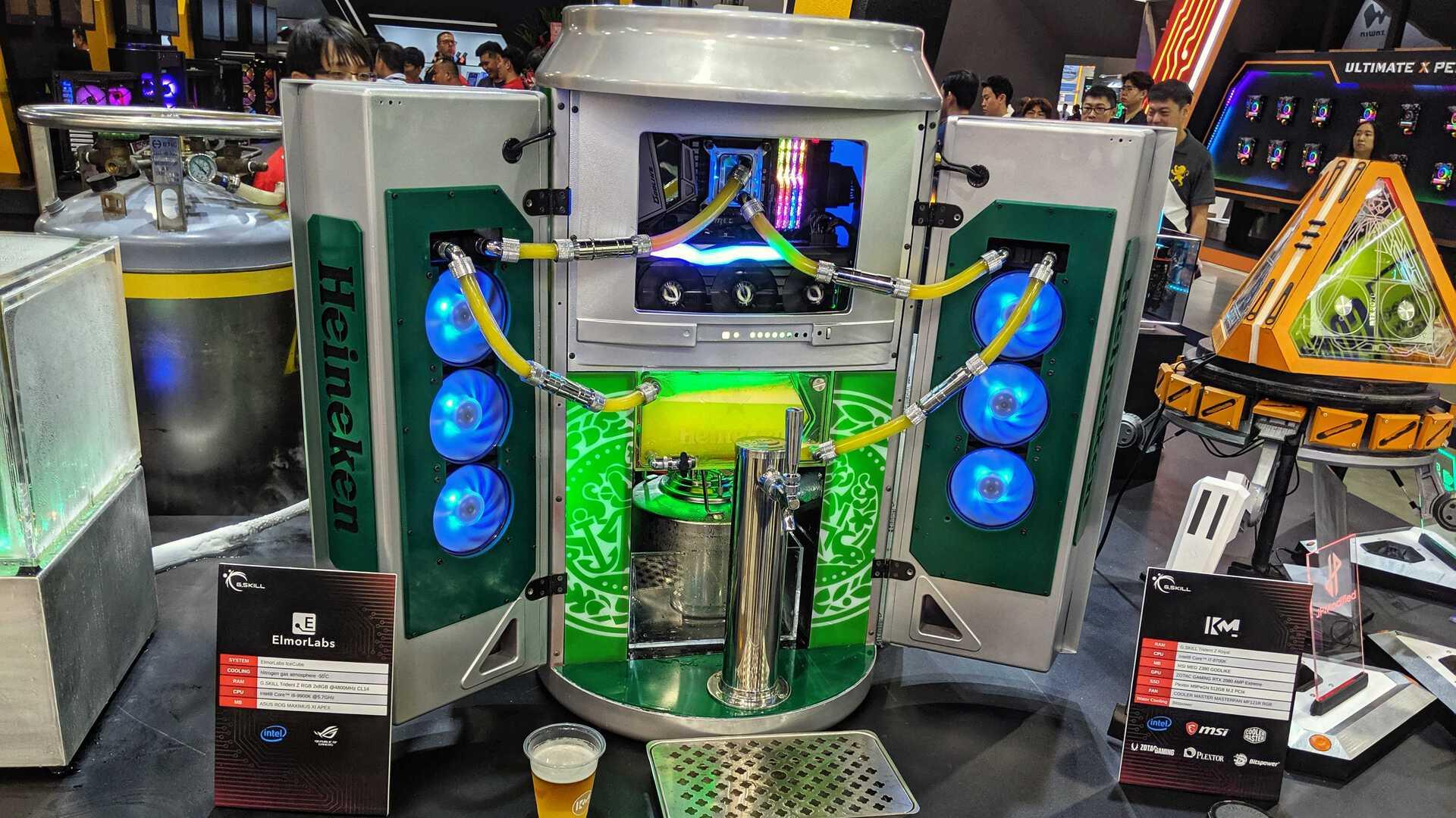 custom gaming pcs - Computex 2019