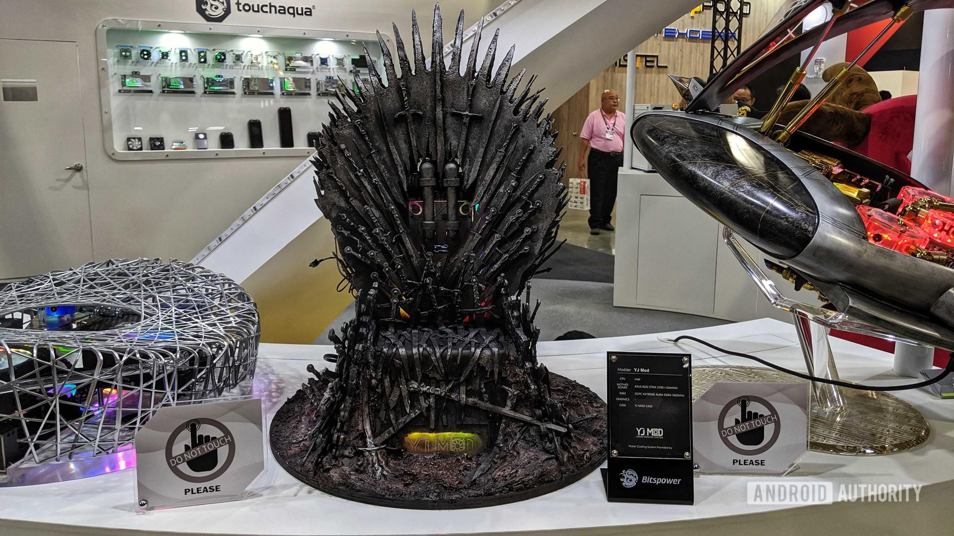 Game of THrones custom PC case
