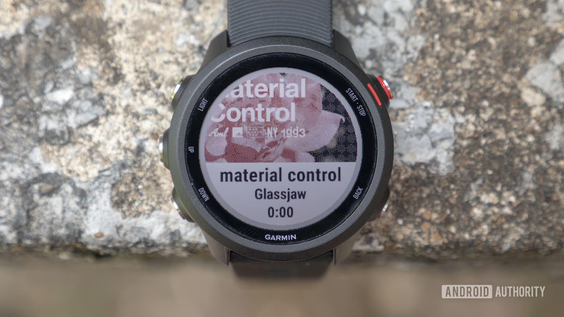 Garmin Forerunner 245 Music review: My new favorite Garmin watch