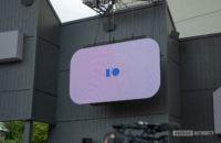 Google I/O 2019 Side Display Logo