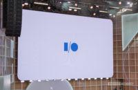 Google I/O 2019 Stage Logo