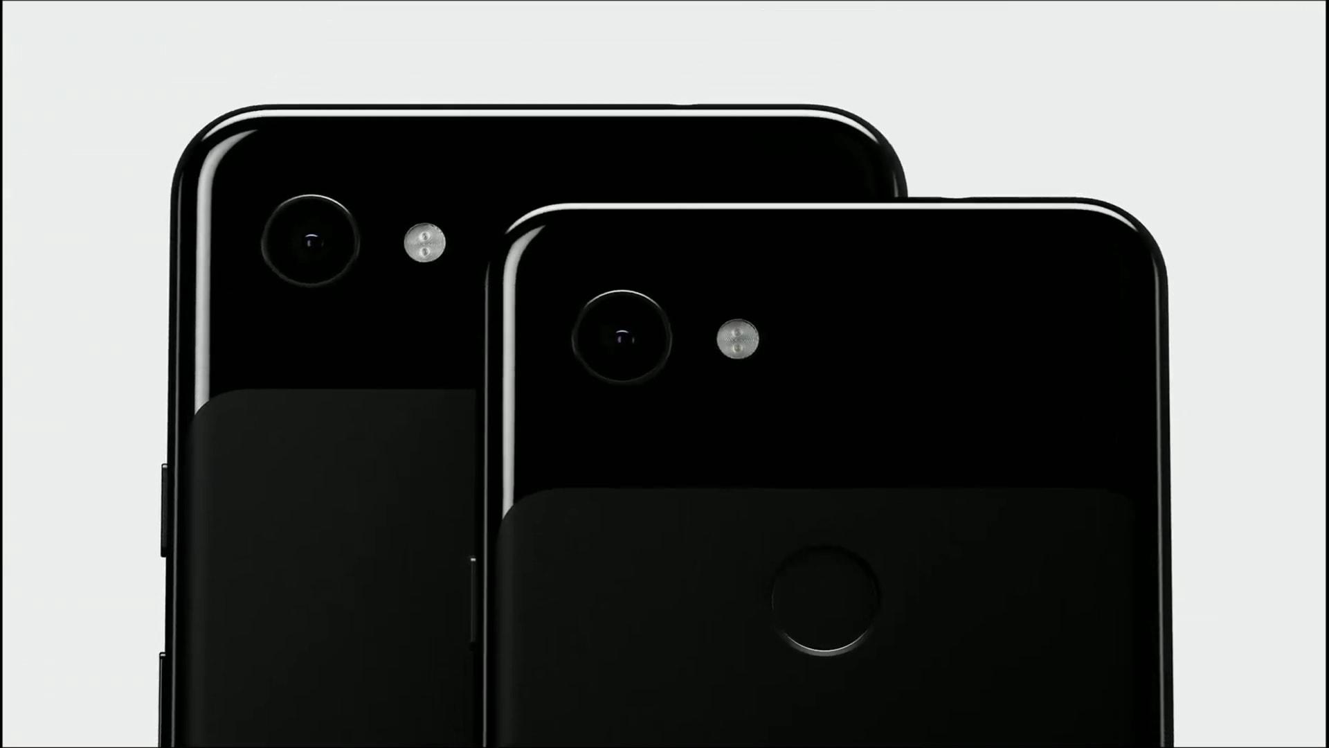 Google IO 2019 Pixel 3a black